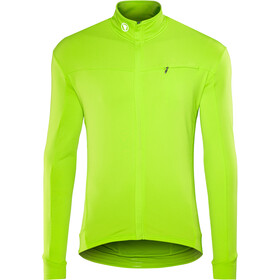 Endura Xtract Roubaix Koszulka rowerowa z długim rękawem Mężczyźni, hi-viz green